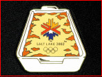 2002 Olympic Pin Funeral Potatoes